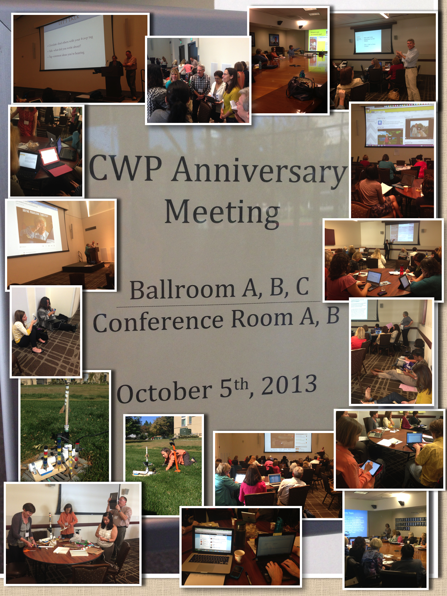 CWP Anniversary Meeting